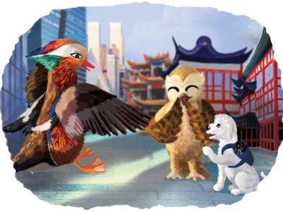 Chińskie przebudzenie (odc.5)