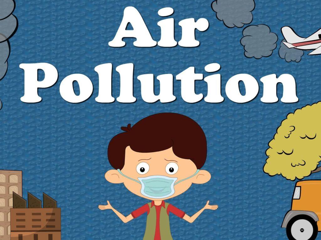 Zanieczyszczone powietrze: filmik edukacyjny dla dzieci
