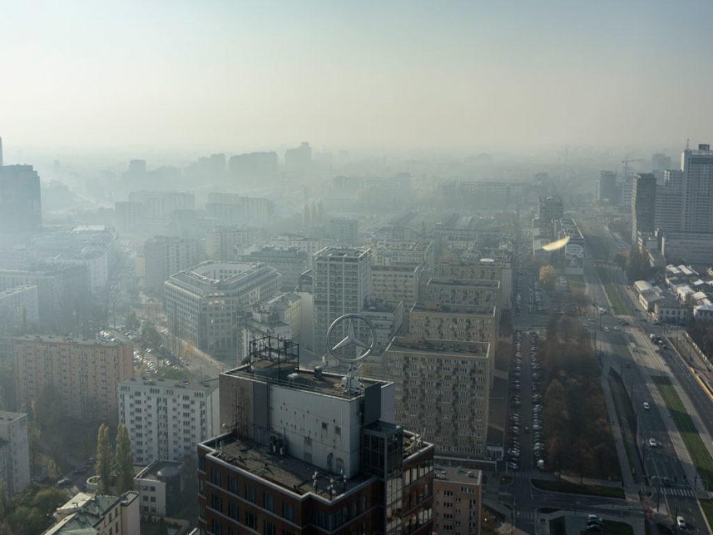 UNICEF: Smog zabija dzieci
