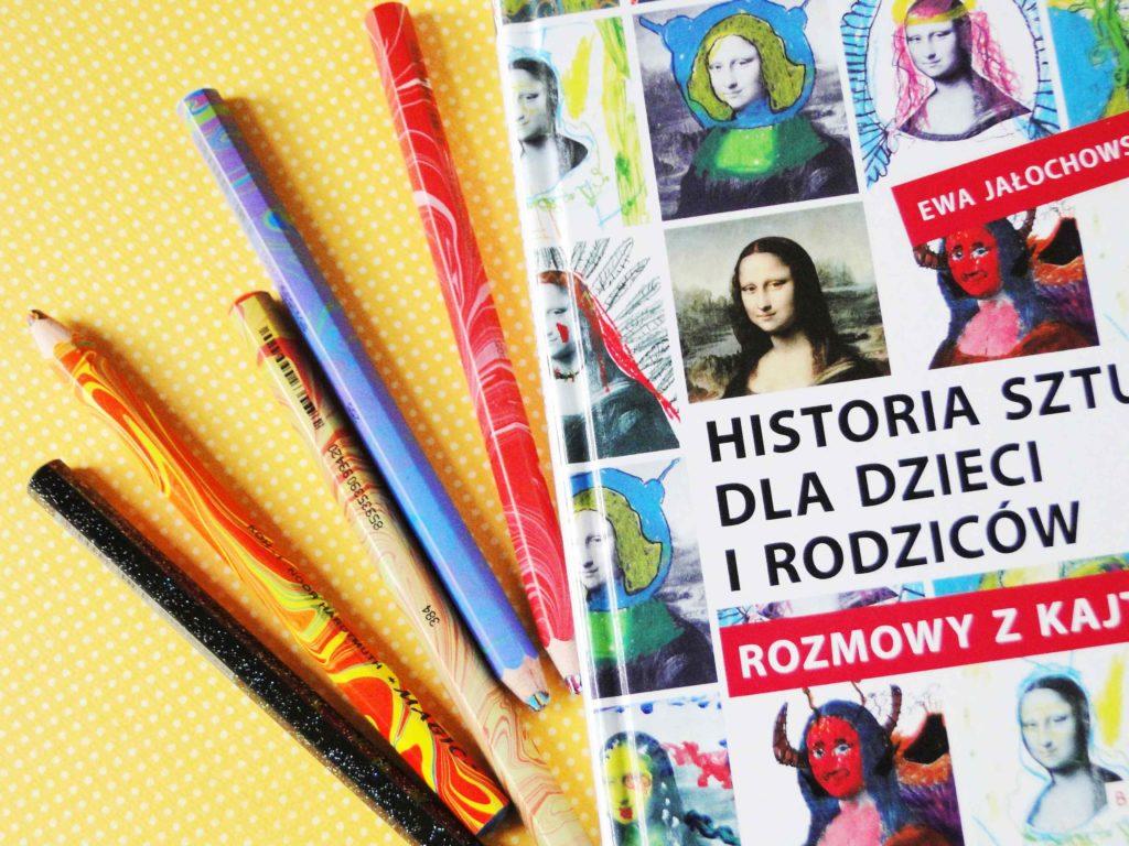 Historia sztuki dla dzieci?