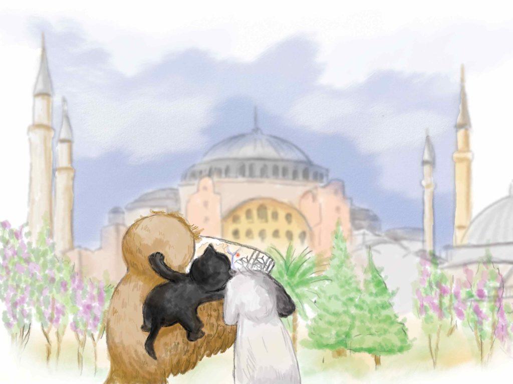Poszukiwanie skarbu – Hagia Sophia cz.I (odc.17)