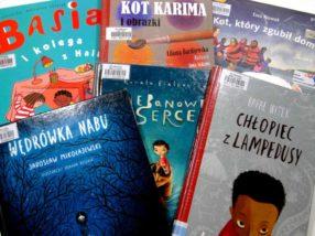 Złota lista książek dla dzieci o losach uchodźców i nie tylko
