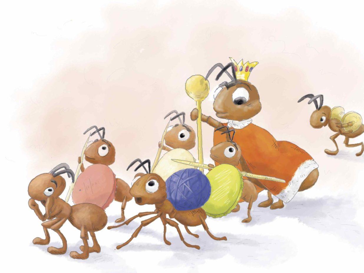 Koszo-mrówka spieszy z pomocą! (odc.22)