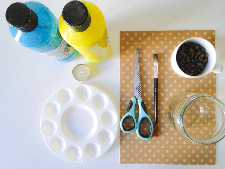szkło do recyklingu potrzebne materiały