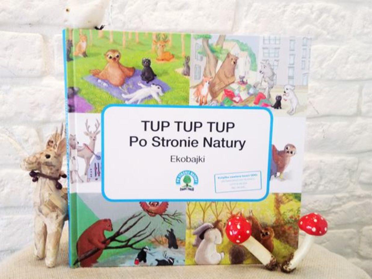 TupTupTup Po Stronie Natury – Eko-książka