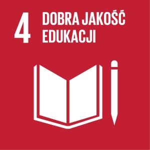 SDG 4 - ikona