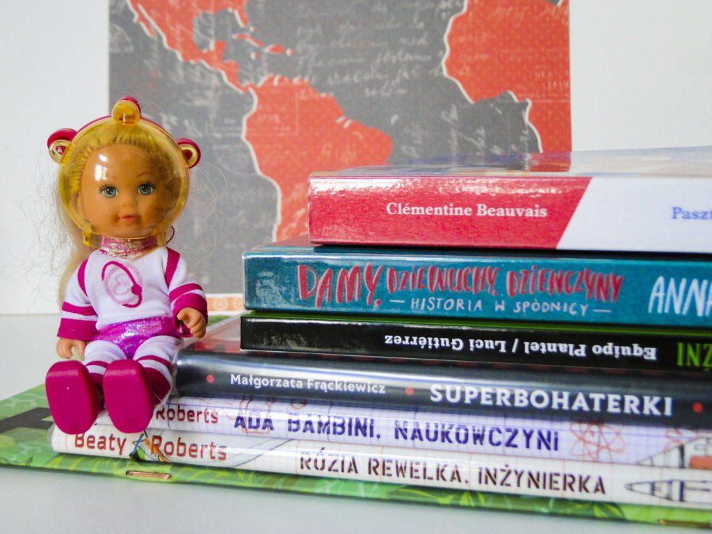 Książki o kobietach, ale nie tylko dla kobiet