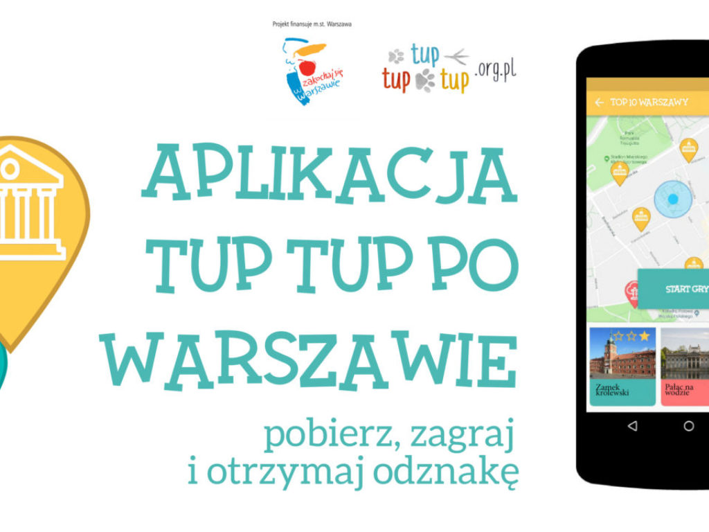 Tup Tup po Warszawie – Pobierz!