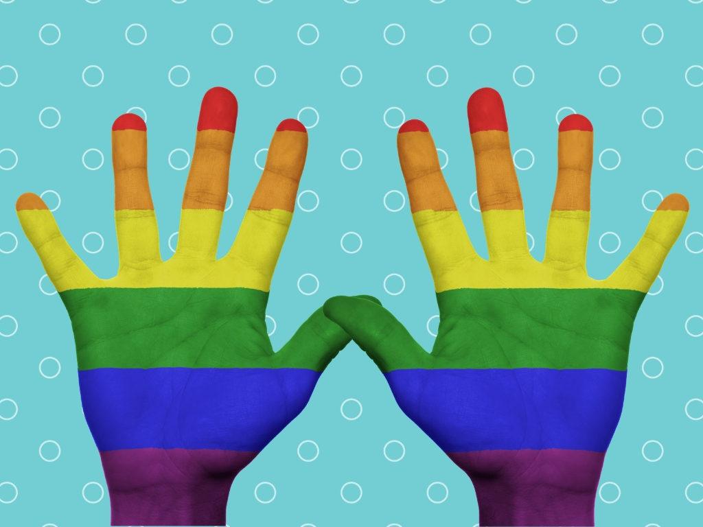 Tęcza z pomocnych dłoni