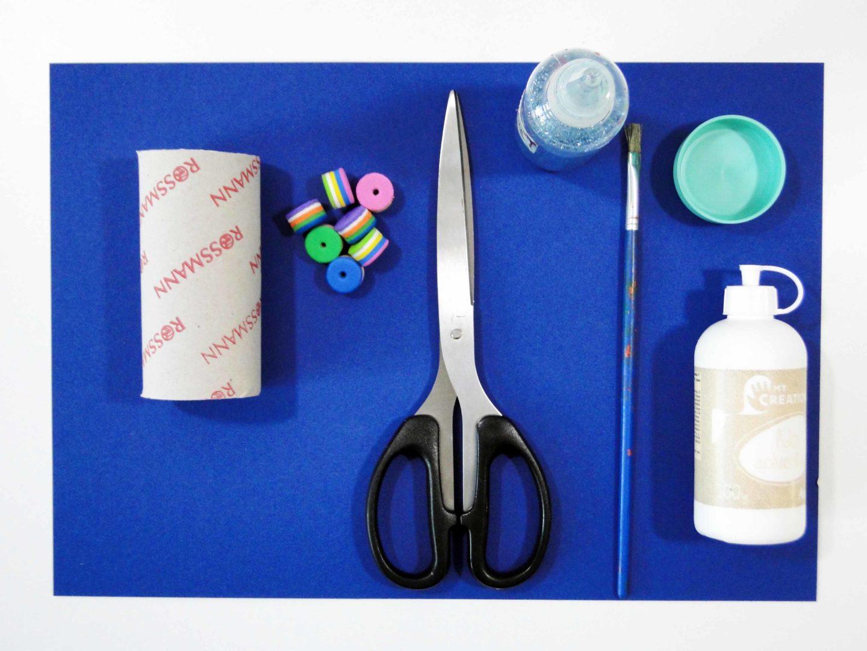 materiały niezbędne do przygotowania pracy plastycznej