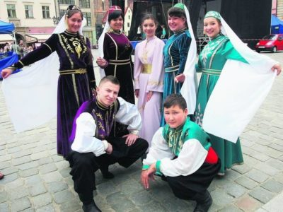 Tatarscy Muzułmanie – Warszawa Wielokulturowa