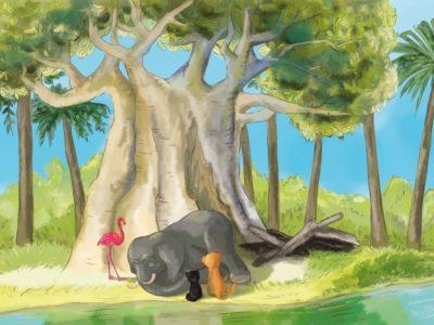 Mądry słoń