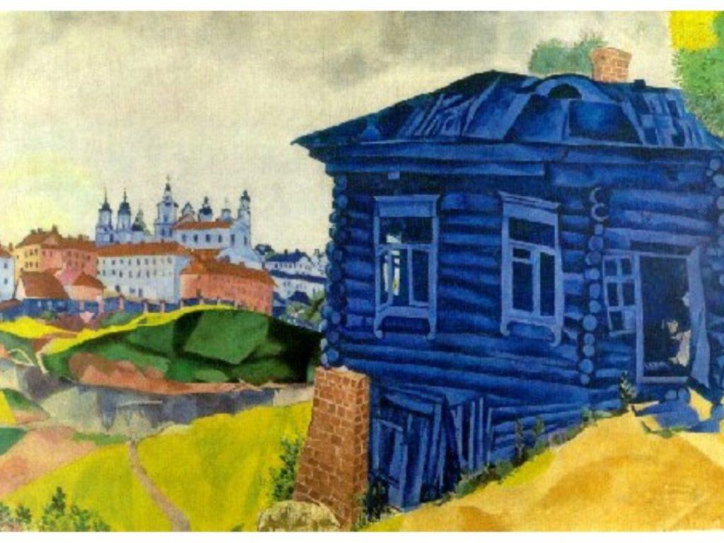Paint like Chagall