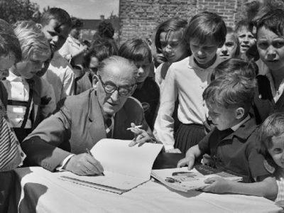 Wybitni Żydzi, którzy żyli i działali w Warszawie