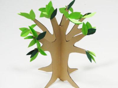 Trójwymiarowe drzewo