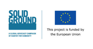 loga UE i Solid Ground