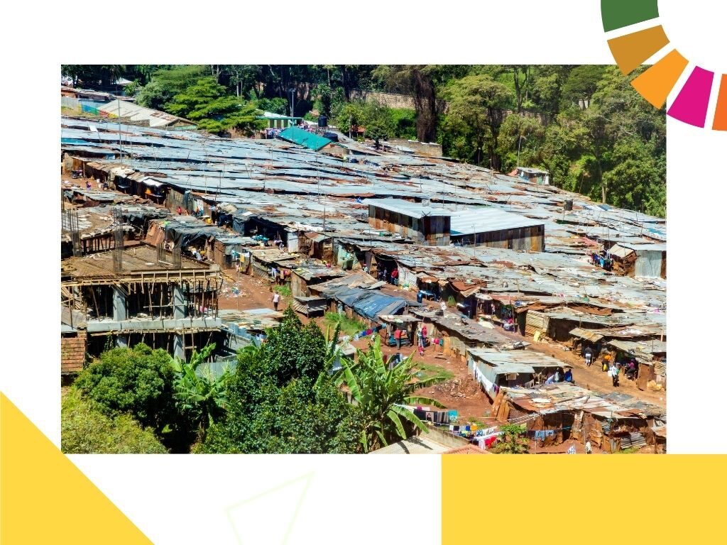 The slums of Asia, Africa and Europe. Differences and similarities