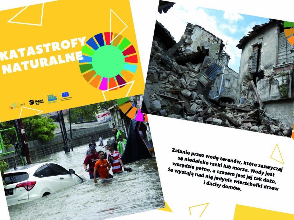 Co to katastrofa naturalna?