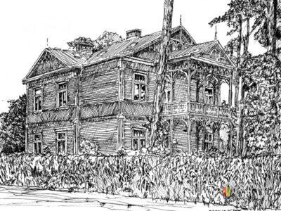 Najpiękniejsze zakątki Dzielnicy Wawer – Pobierz aplikację i mapę i zwiedzaj z nami dzielnice Warszawy
