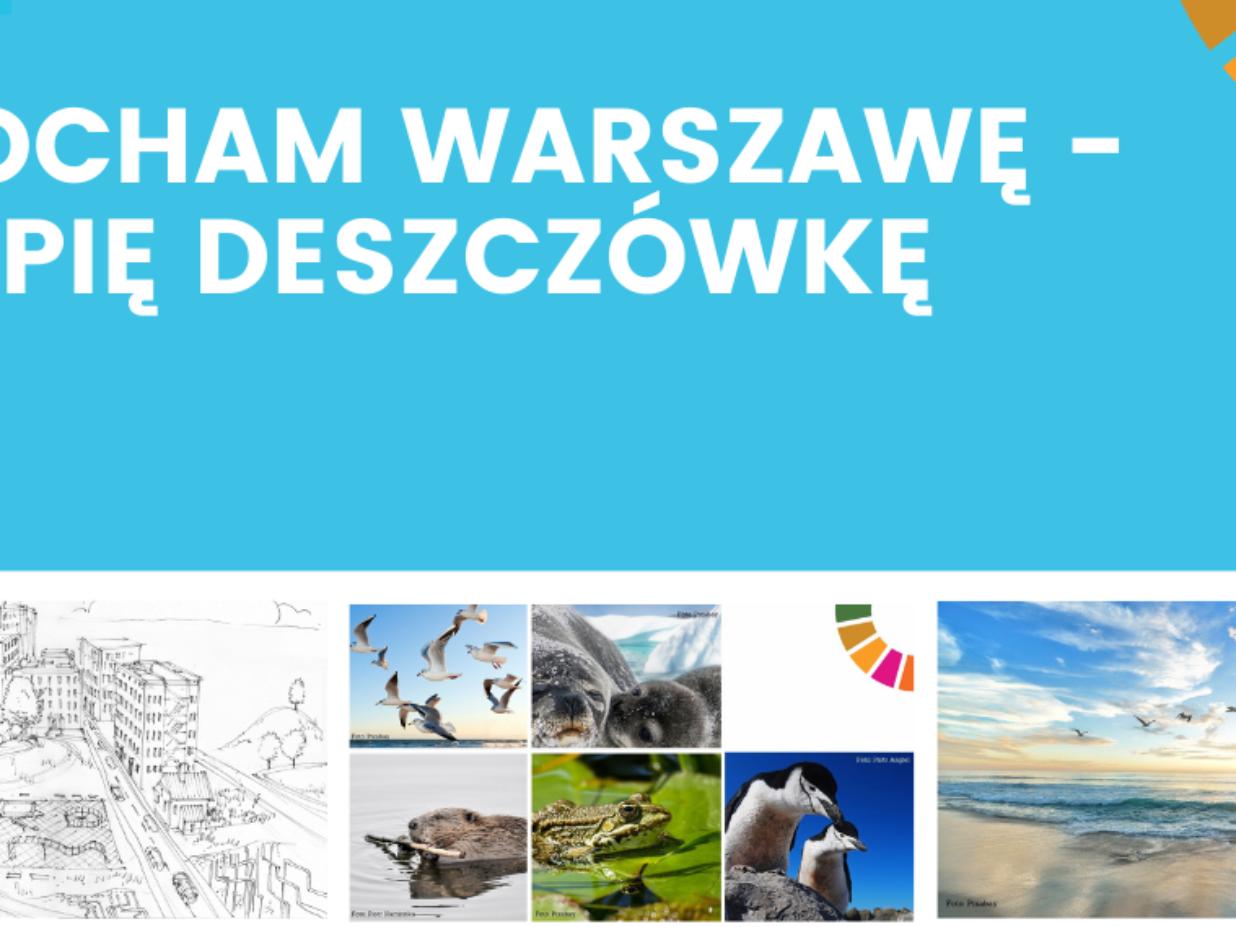 Kocham Warszawę – Łapię Deszczówkę – PIOSENKA, BAJKA, SCENARIUSZE