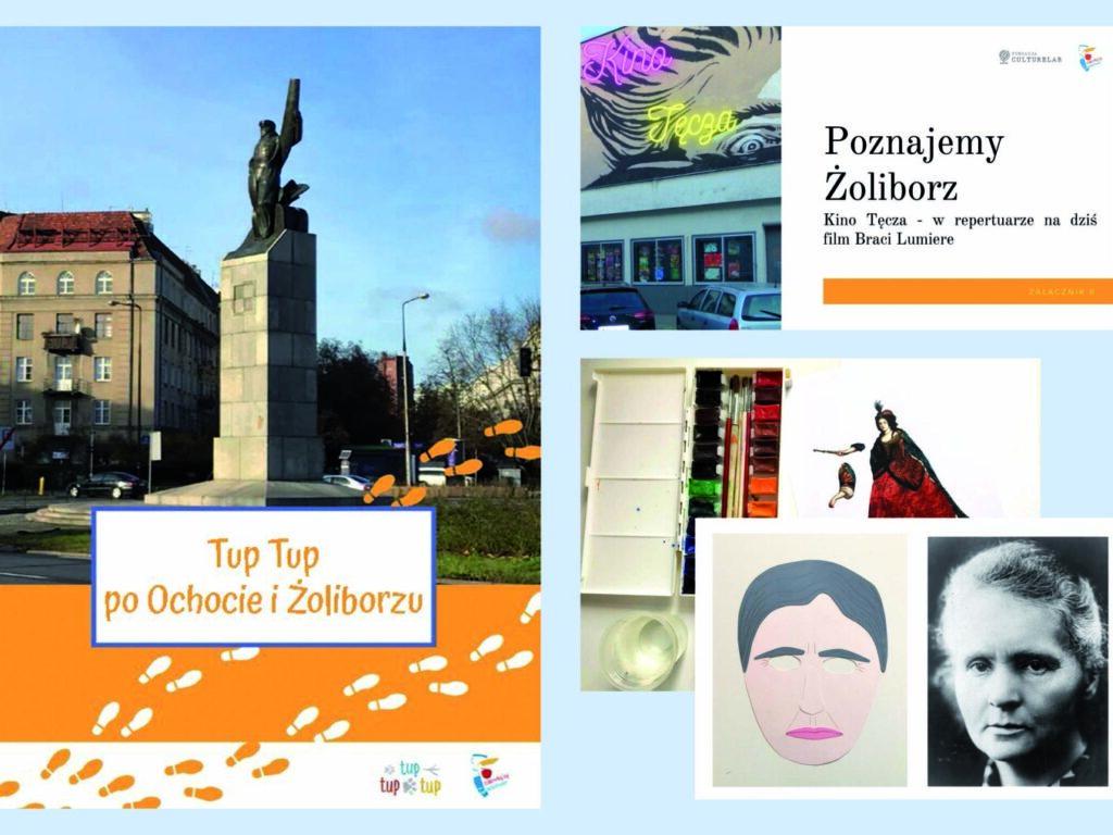 Publikacja Tup Tup po Ochocie i Warszawie już jest do pobrania!
